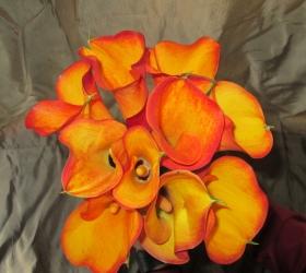 Calas naranjas