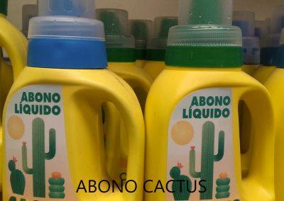 Abono Cactus